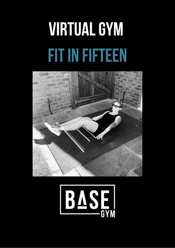 BASE - Fit In Fifteen