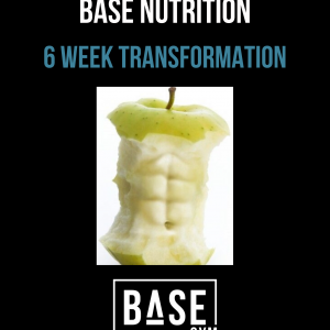BASE Nutrition Course