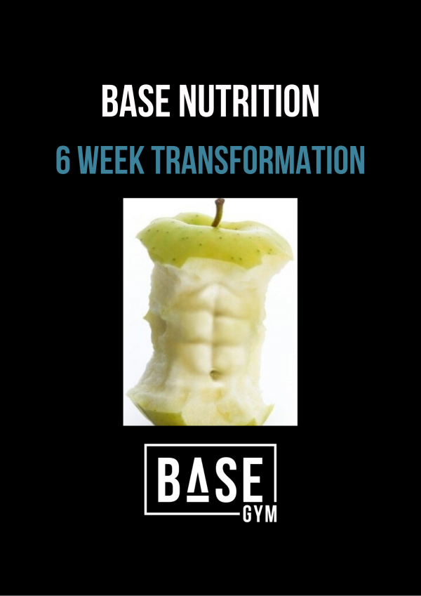 BASE Nutrition Course