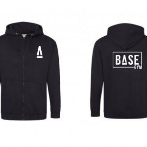 BASE | Zip Hoodie