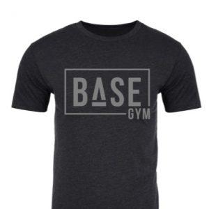 BASE | Grey Tee Men